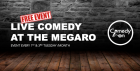 Comedy at the Megaro