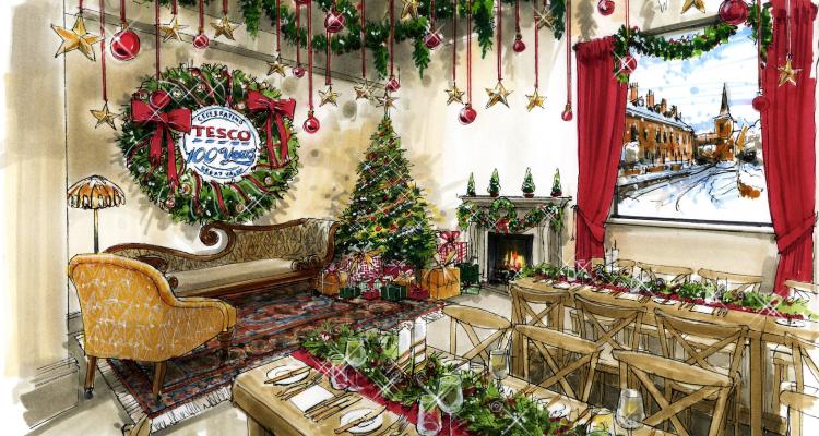 Tesco Feast of The Century