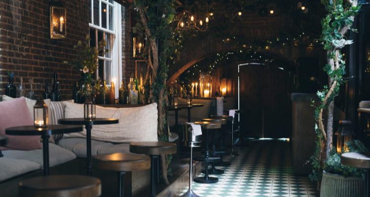 Bloomsbury Bar Terrace