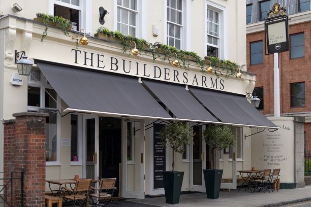 The Builders Arms - Hippo Inns