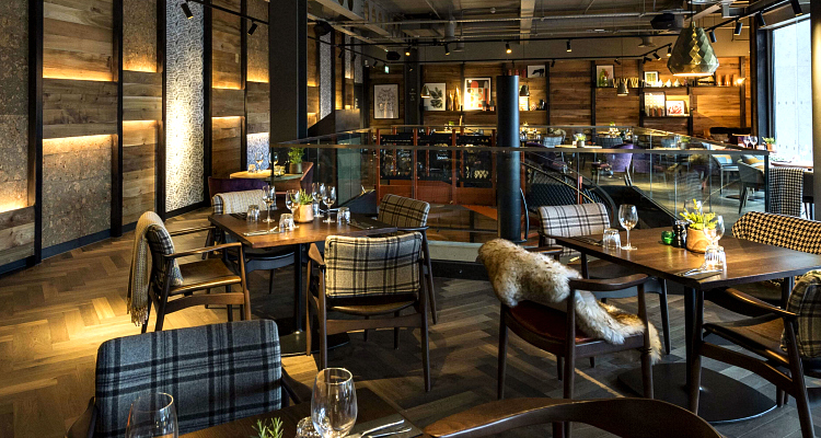 The Refinery St Andrew Square Review