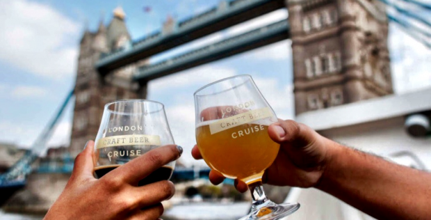 London Craft Beer Cruise 2020