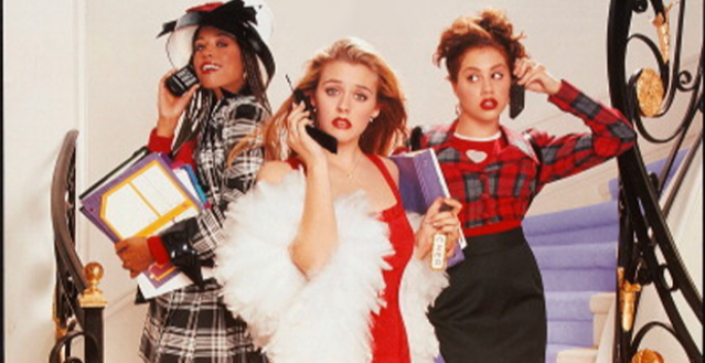 Clueless- Pop up cinema
