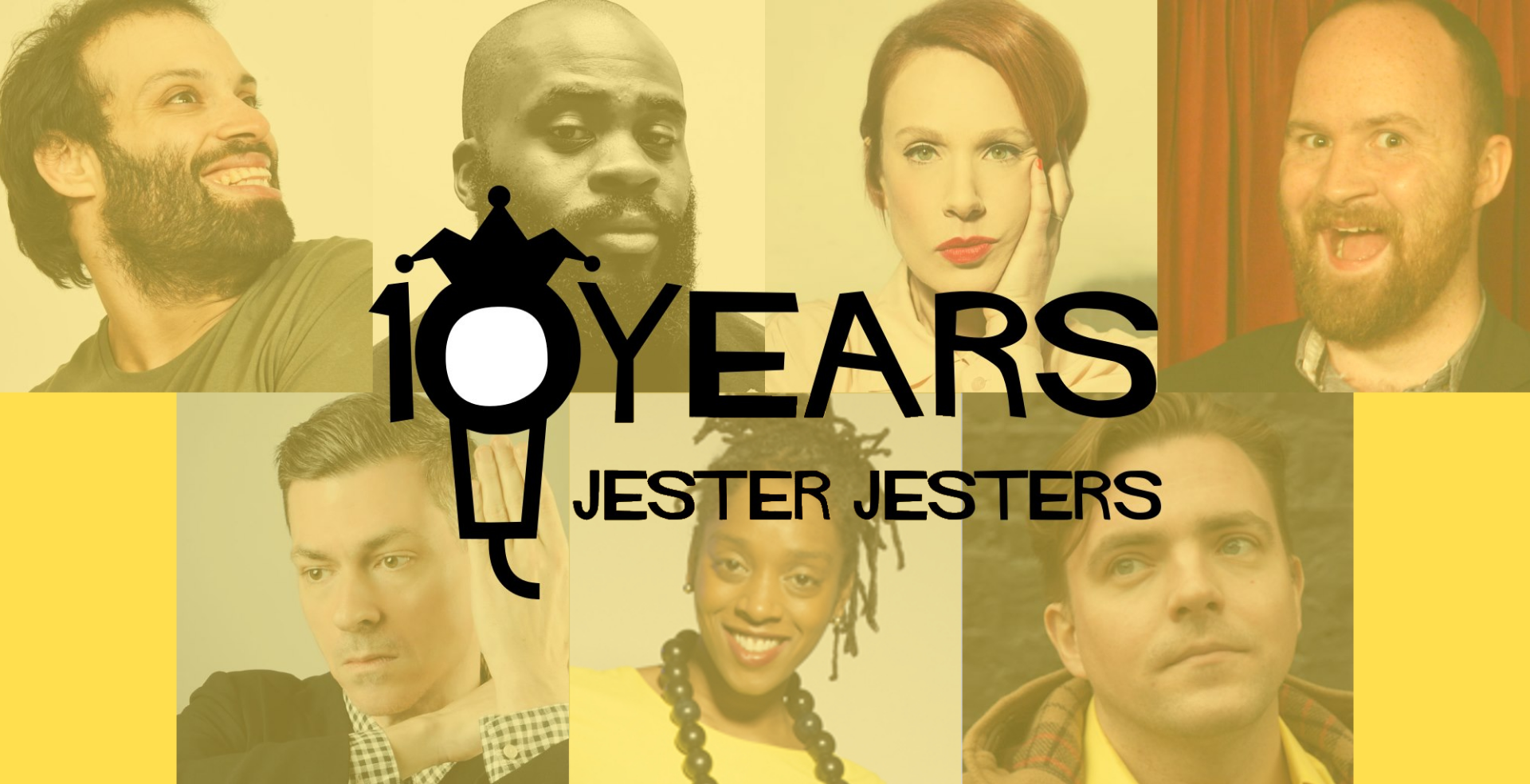 JESTER JESTERS COMEDY NIGHT 10TH BIRTHDAY with SARA BARRON, TIM RENKOW & MORE