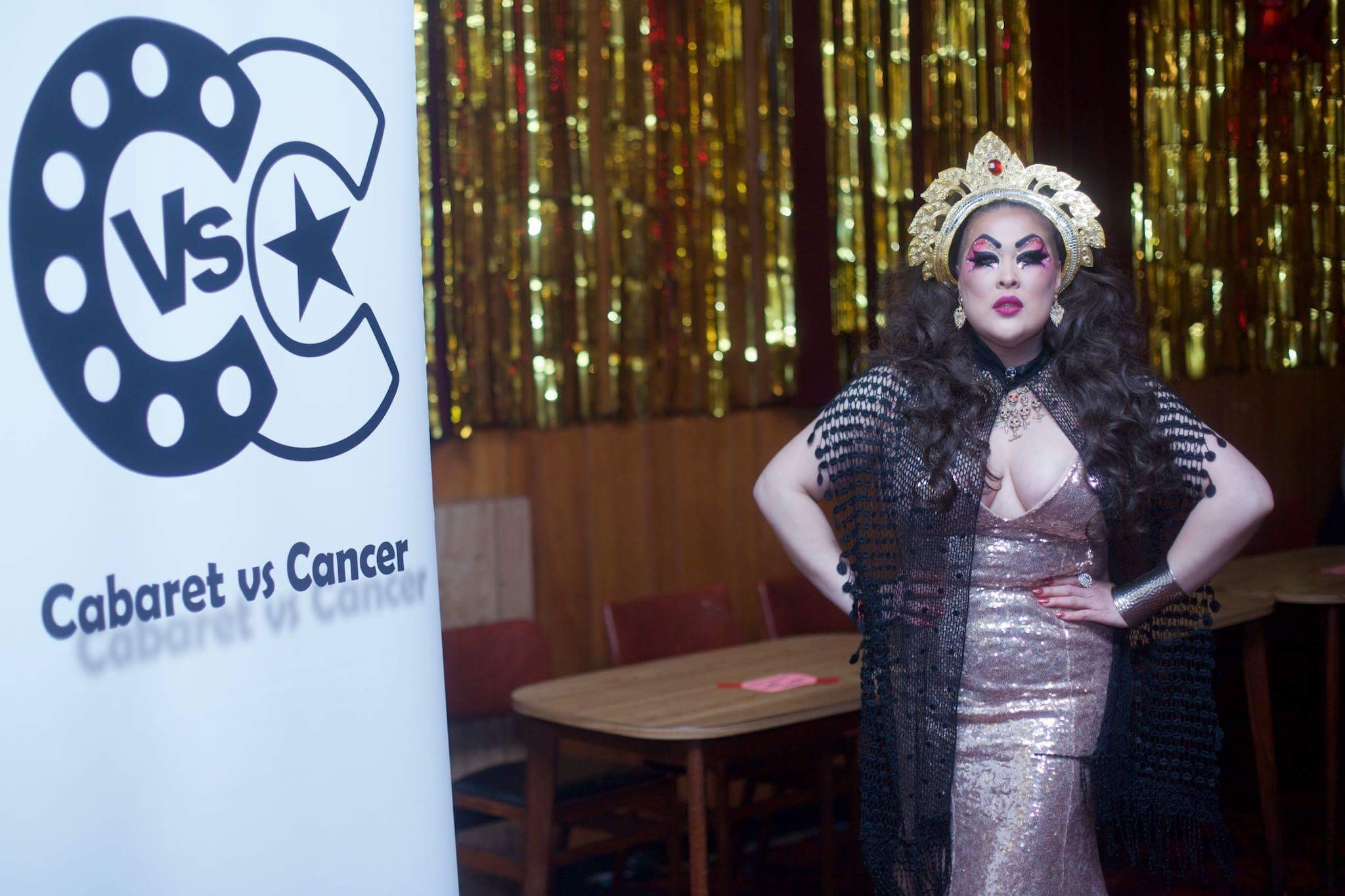 Hereos, Superstars and Icons - Cabaret vs Cancer's 2019 Cabaret Extravaganza!