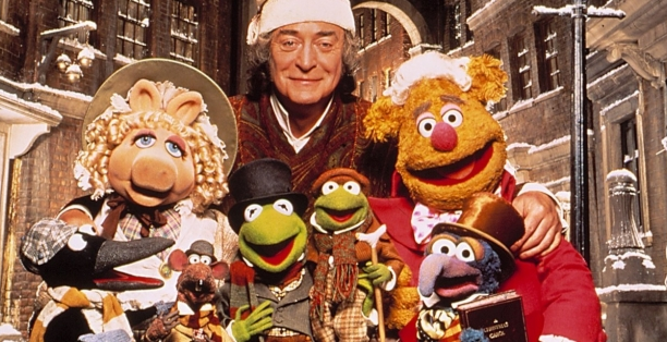 The Curtain Rooftop Cinema: Muppet Christmas Carol