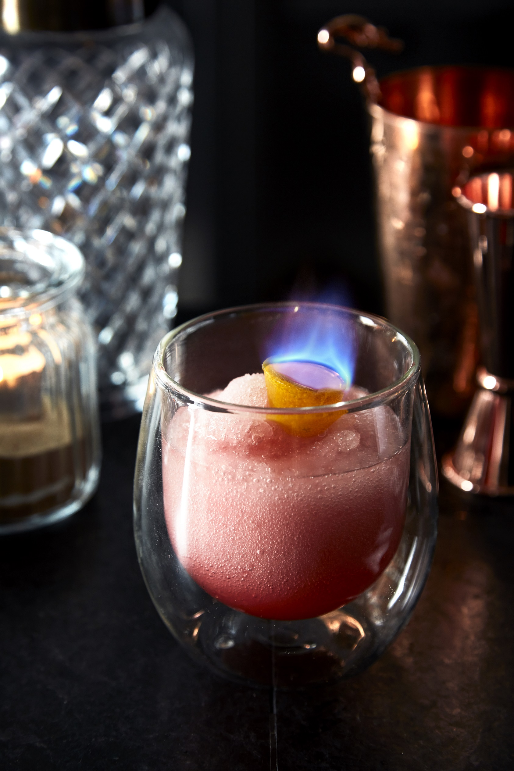 Sipsmith and Ham Yard Hotel Presents Hot Gin Roof: Some Like It Hot