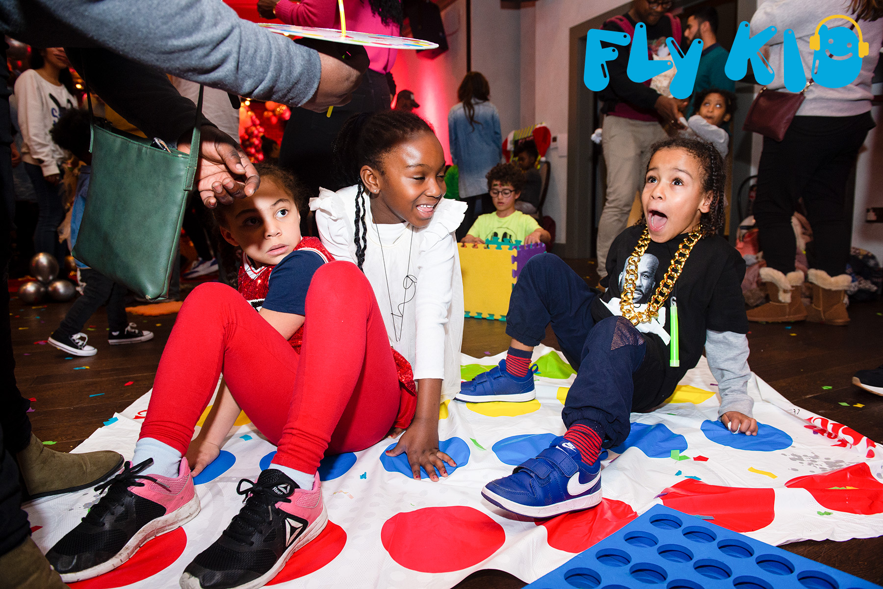 FLY-KID x The Family Hiphop & RnB Party