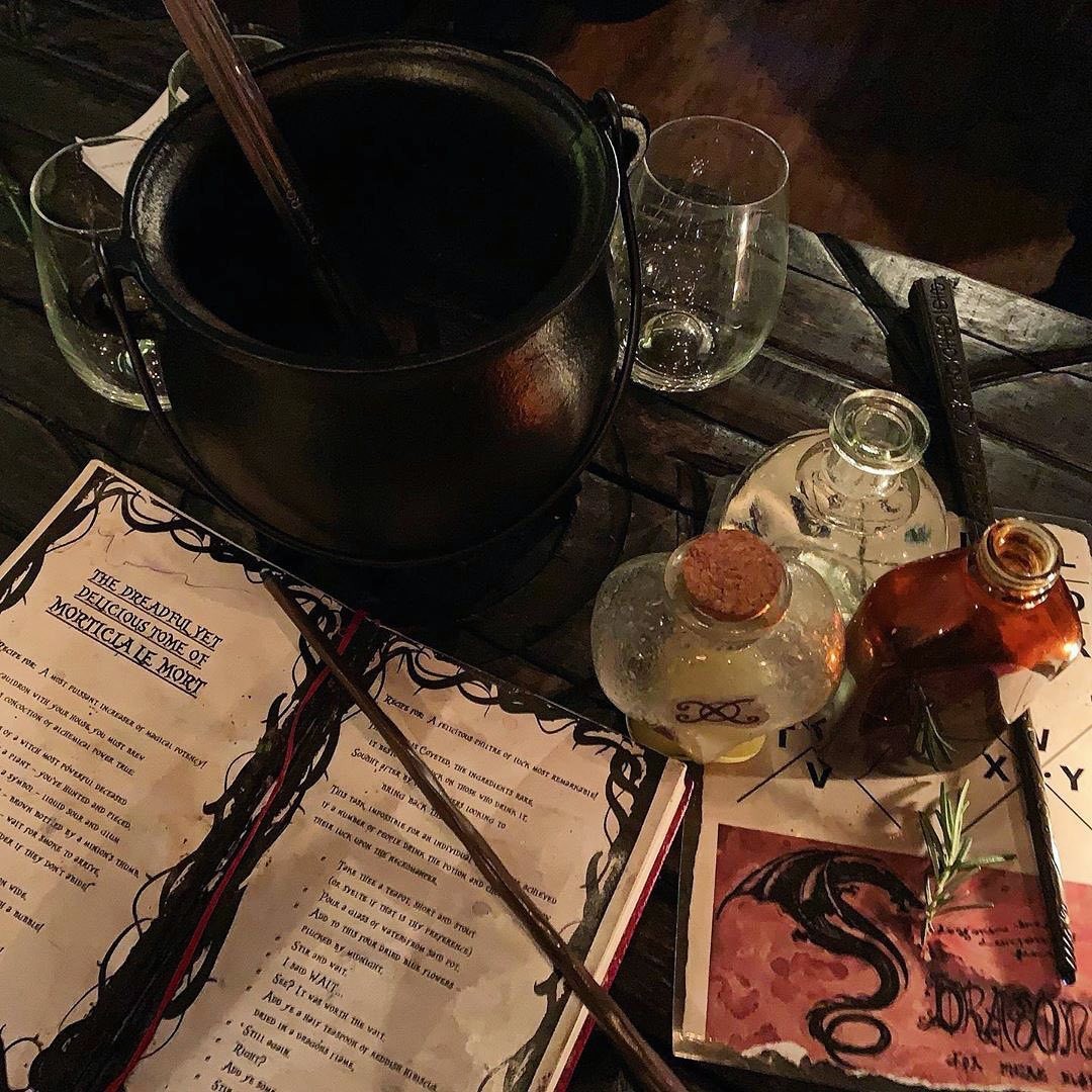 The Wizards Cauldron Bar: Nottingham