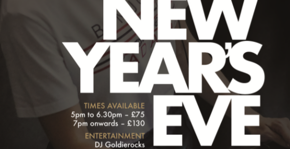 New Year's Eve Dinner & Party at Bread Street Kitchen