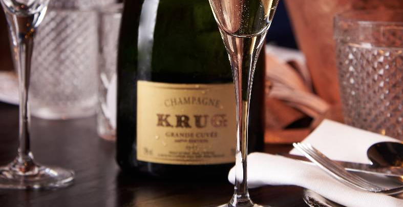 Krug Champagne Tasting Dinner - Thursday 16th January 2020