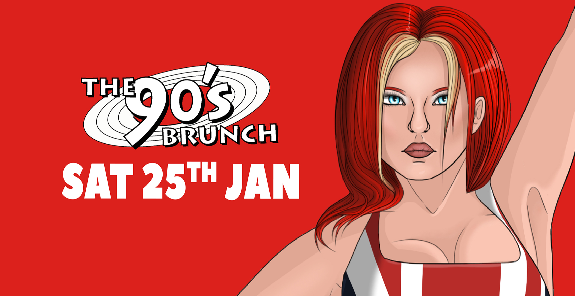 The 90's Brunch: January 25th