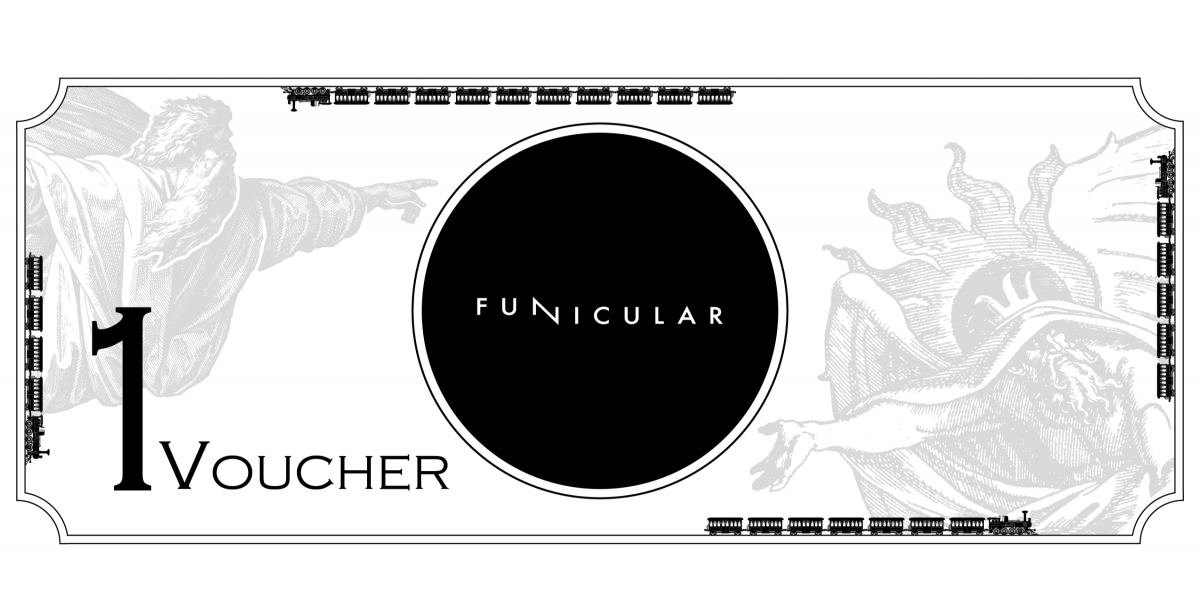 Funicular Productions Show Voucher