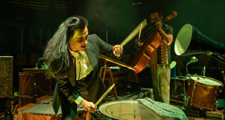 Boulevard Theatre London Review