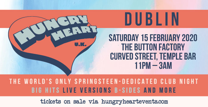 Hungry Heart - Dublin