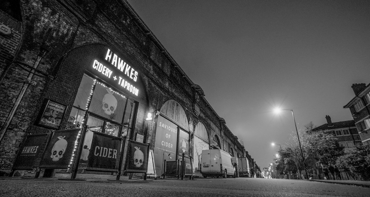 Hawkes Cidery London