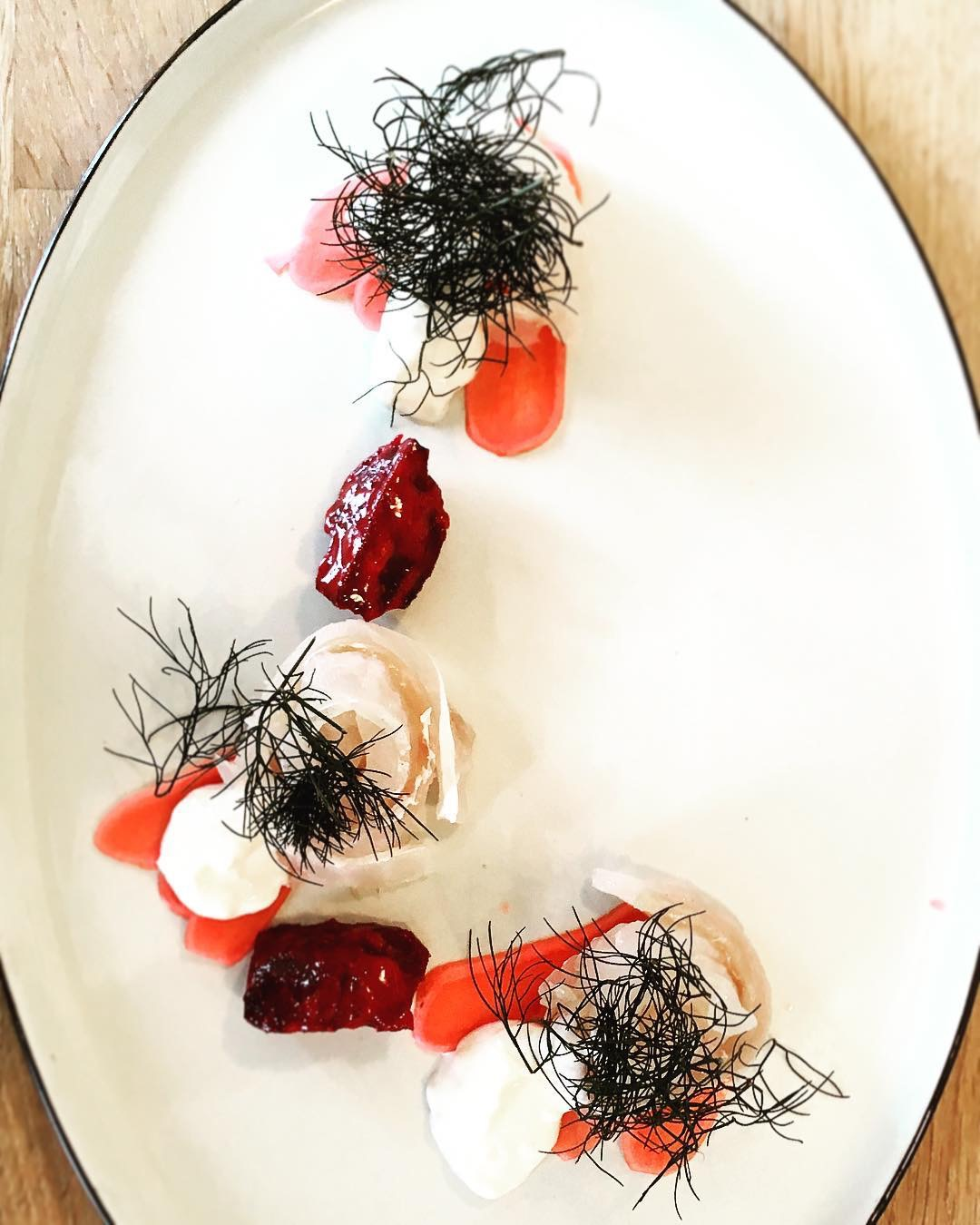 MATR: New Nordic Historic food by Chef Jonas Lorentzen