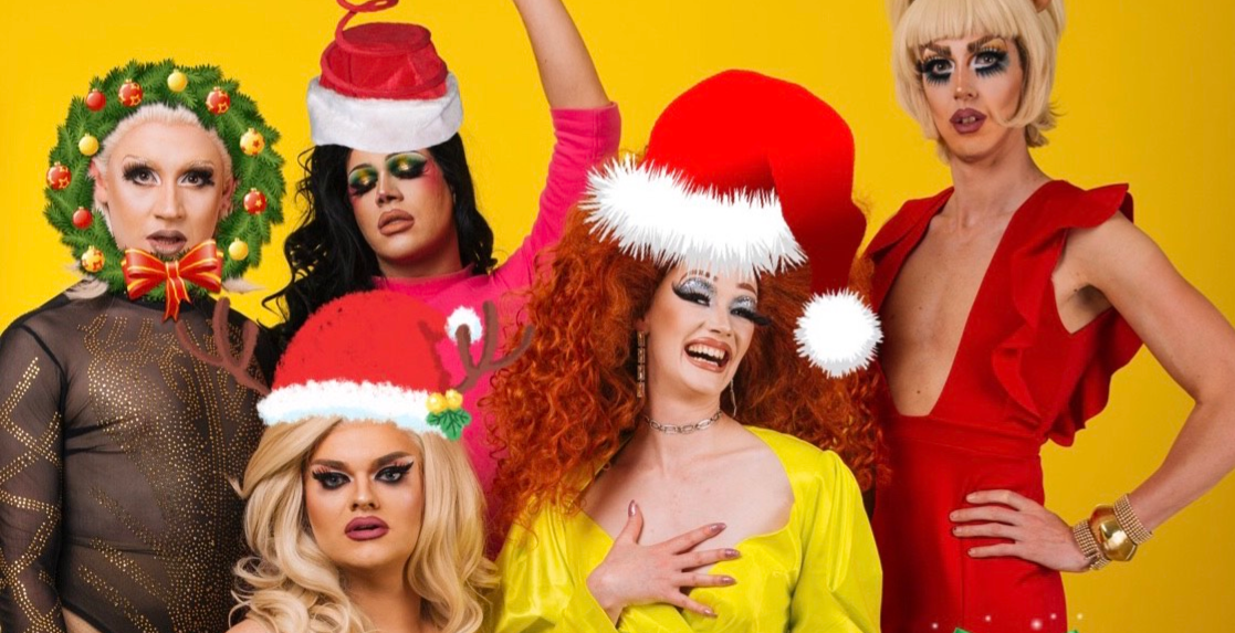A Christmas Comedy Drag Bottomless Brunch