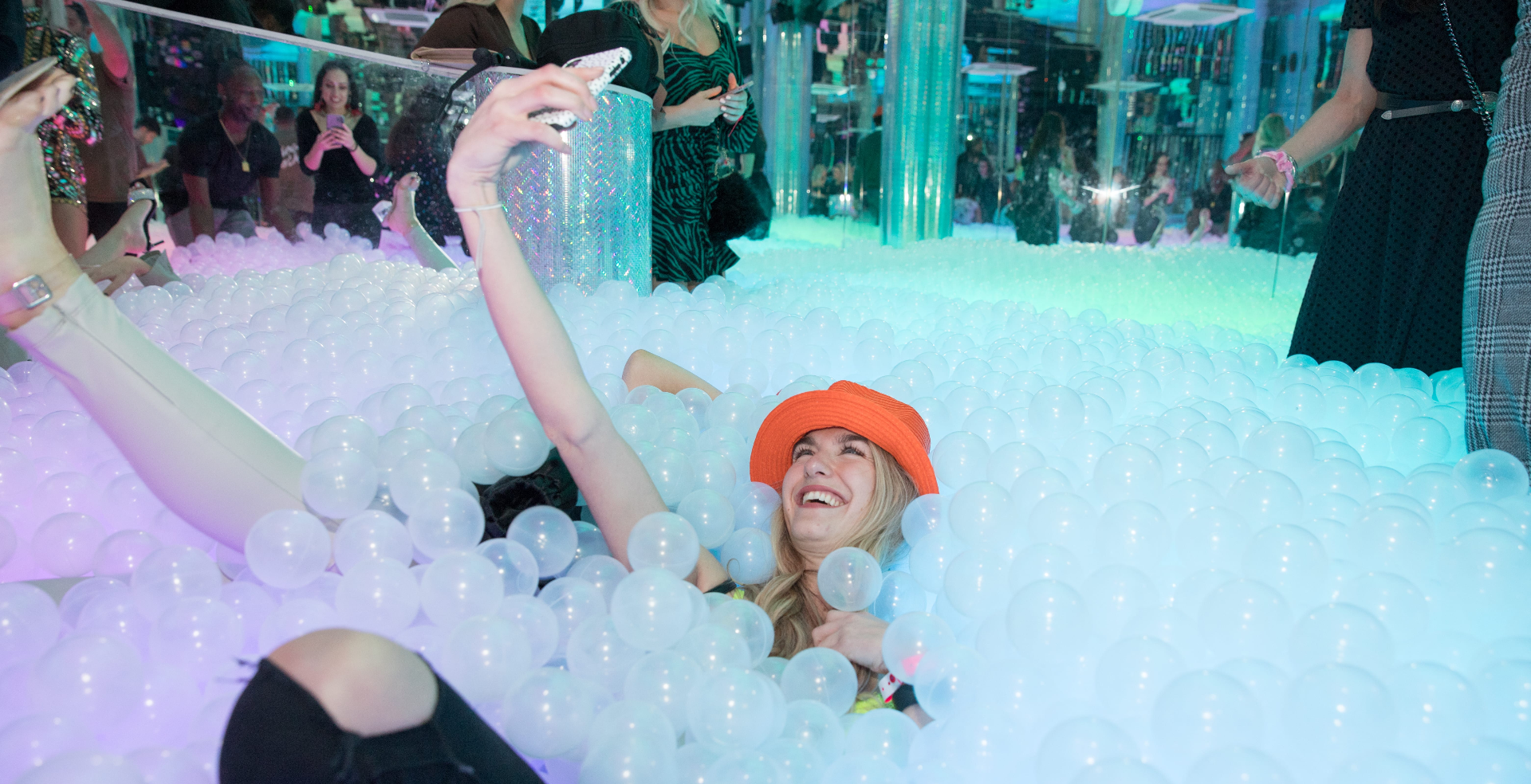 GLOW - Student Ball Pit Nights @ Ballie Ballerson Soho