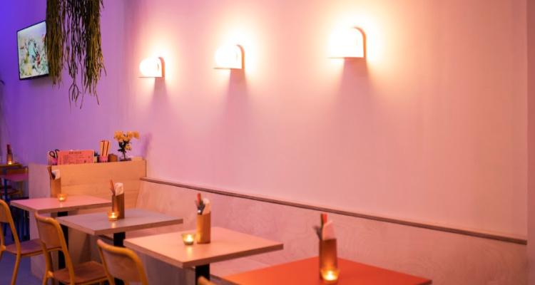 Lucky & Joy Clapton Interiors   London Restaurant Reviews   DesignMyNight