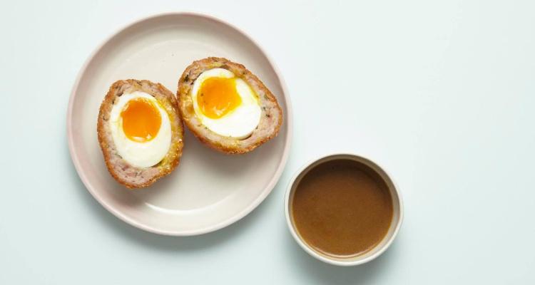 Jidori Scotch Egg