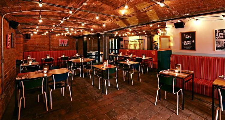 Madre Liverpool Restaurant