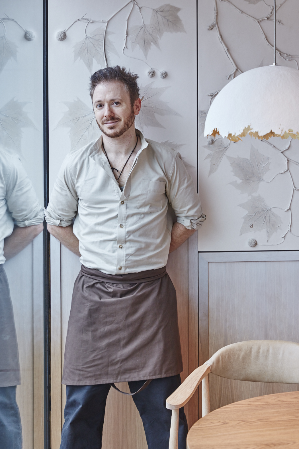 Tales from the Kitchen Library - Mark Hix and Ollie Dabbous