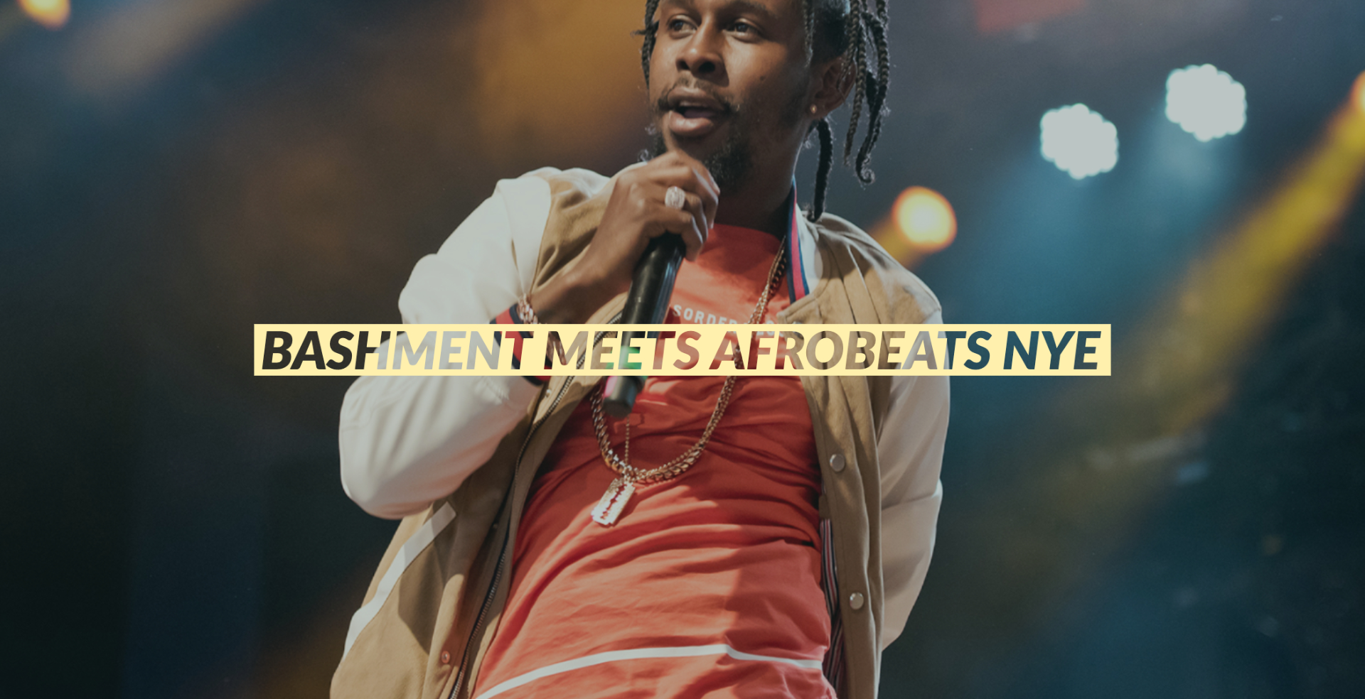 Bashment Meets Afrobeats NYE Party