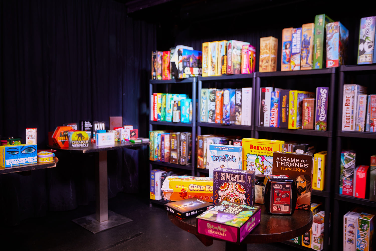So Board - Board Games Event at The Four Thieves!