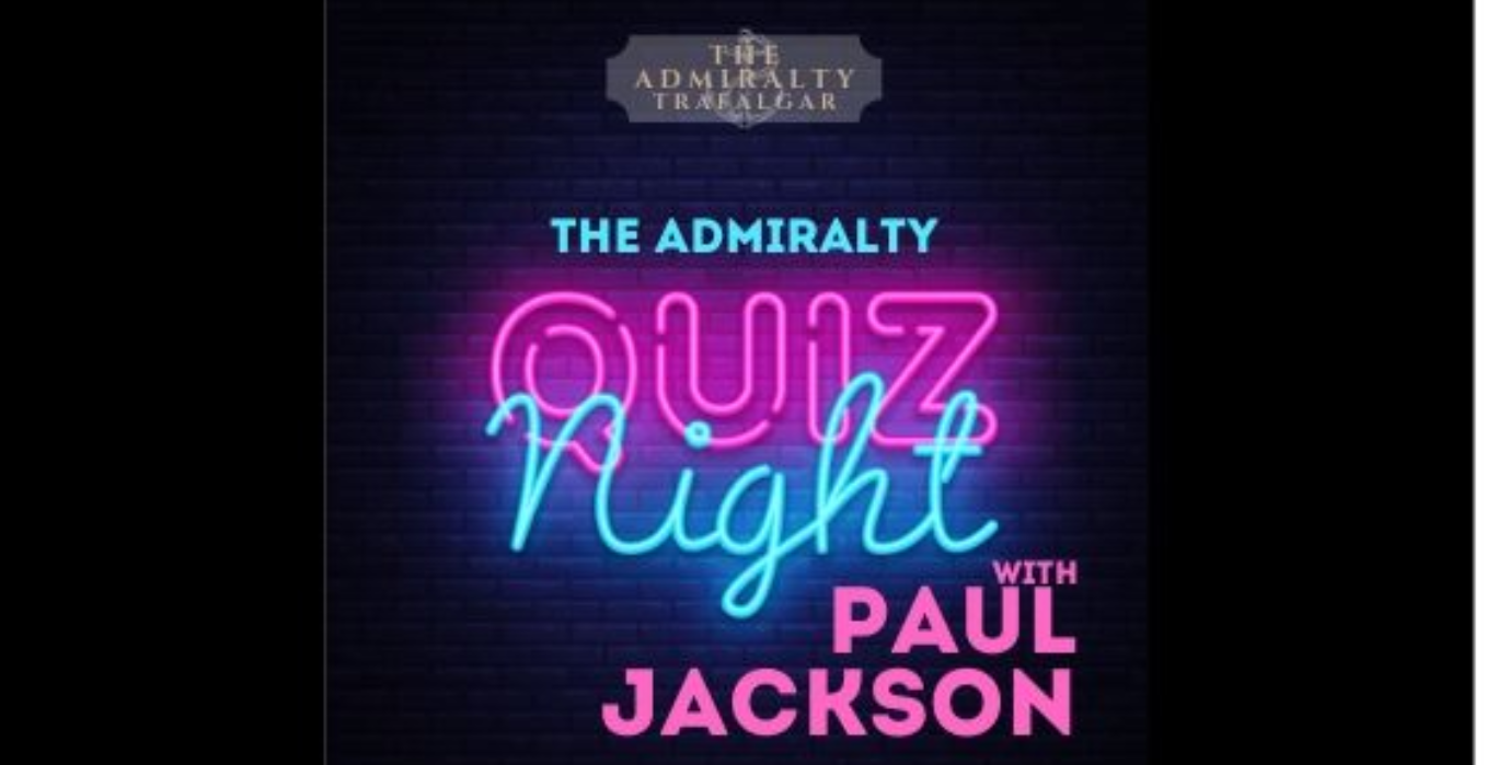 The Admiralty Quiz