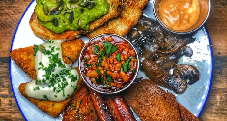 Brewdog Dalston | Vegan Fry-Ups | DesignMyNight