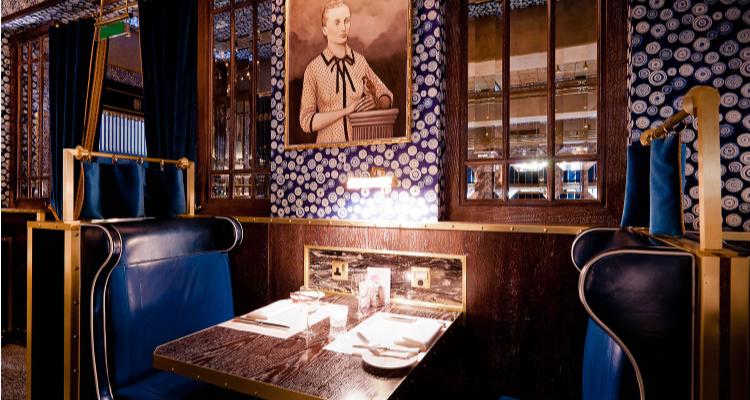 Bob Bob Ricard | 70s Bars In London | DesignMyNight