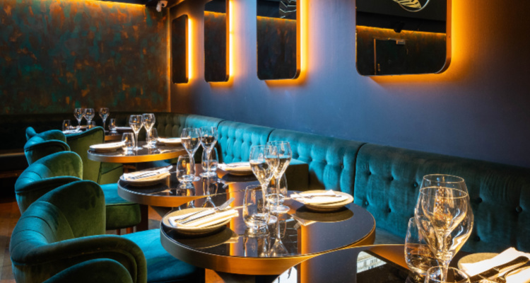 Farzi Cafe Interiors | London Restaurant Reviews | DesignMyNight