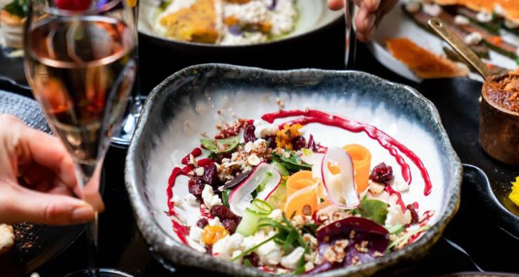 Farzi Cafe Food | London Restaurant Reviews | DesignMyNight
