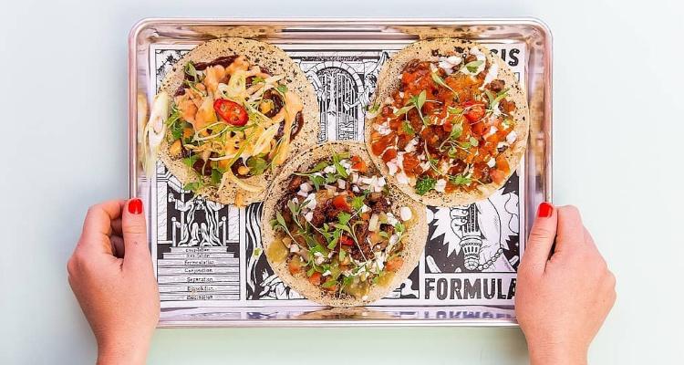 Genesis Tacos | Jackfruit in London | DesignMyNight