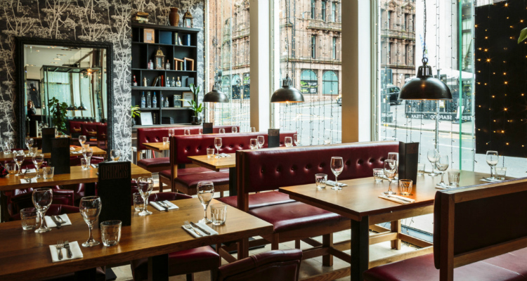 grill on the corner Glasgow review