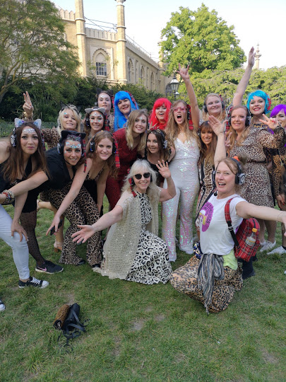 An open air outdoors event : Silent Disco Tour (Private Bookings) London with Boogie