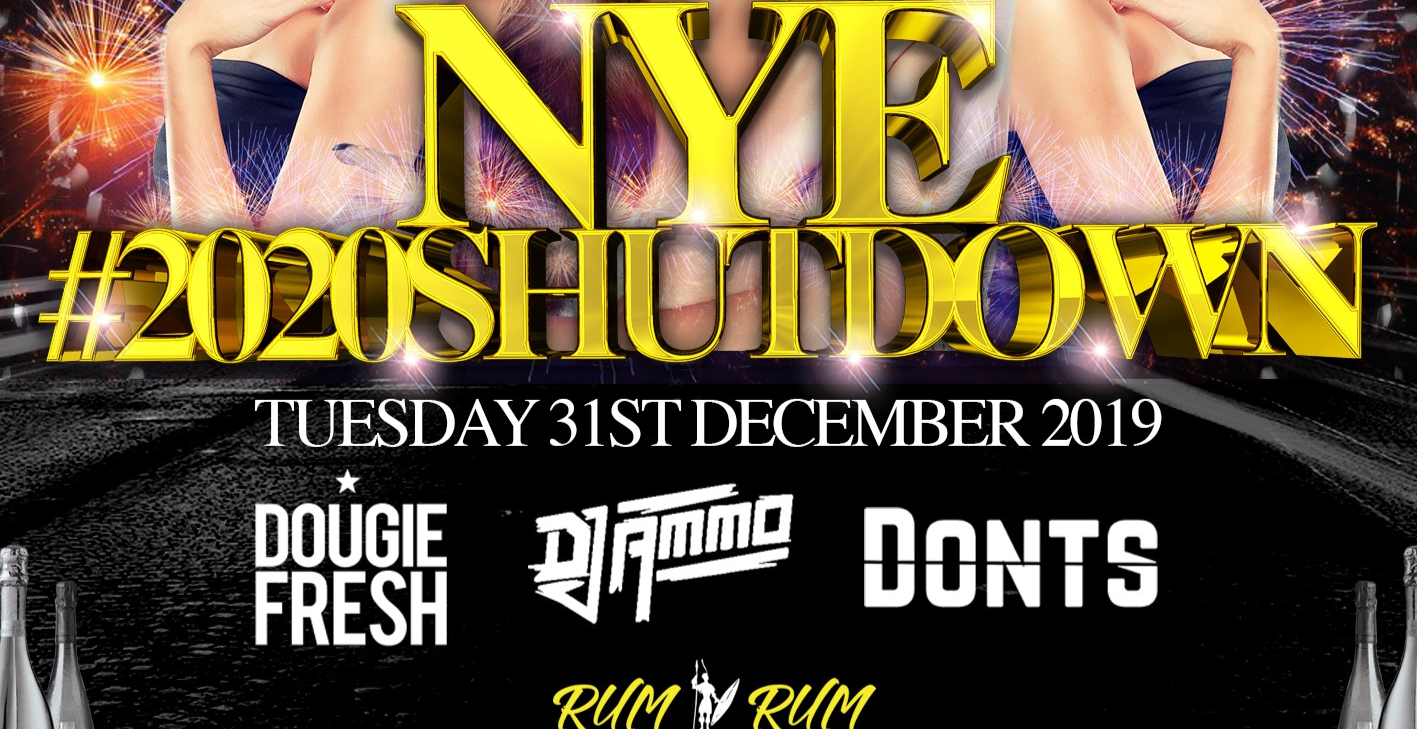 New Years Eve Party at Rum Rum Arcadian
