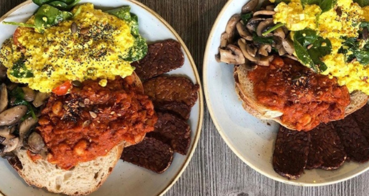 Stem + Glory | Vegan Fry-Ups | DesignMyNight