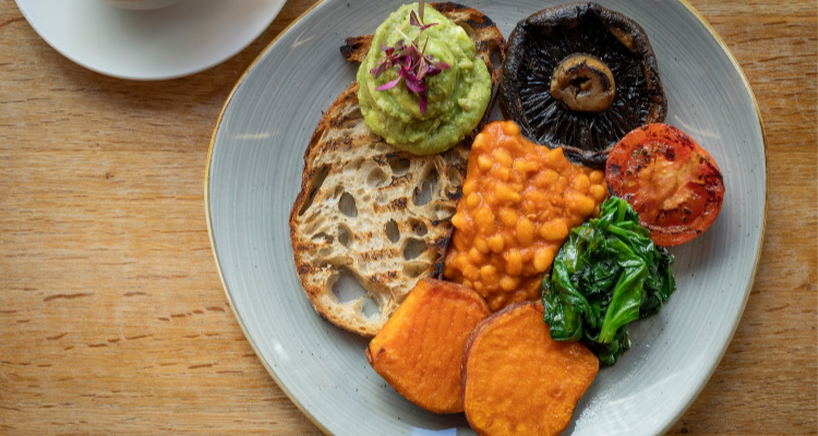 Table Cafe | Vegan Fry-Up | DesignMyNight