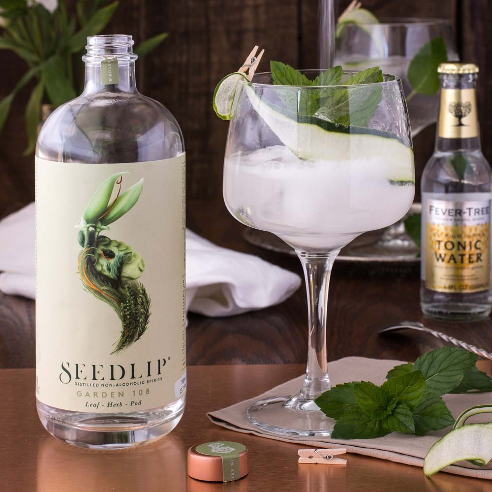Dry January Seedlip Cocktail Experience at ME London