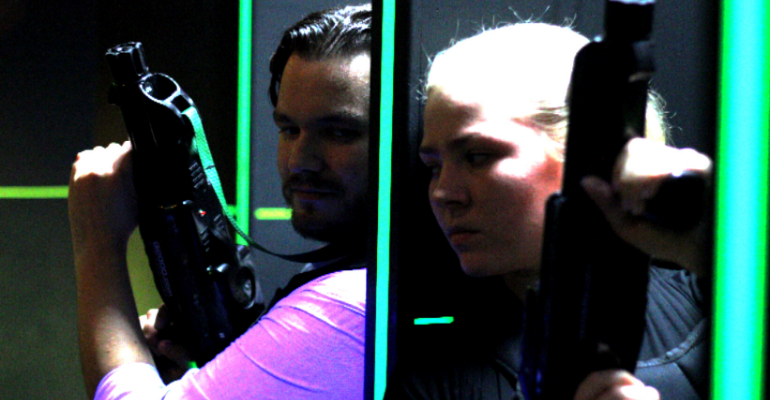 Laser Tag Nights: Witchcraft and Wizardry