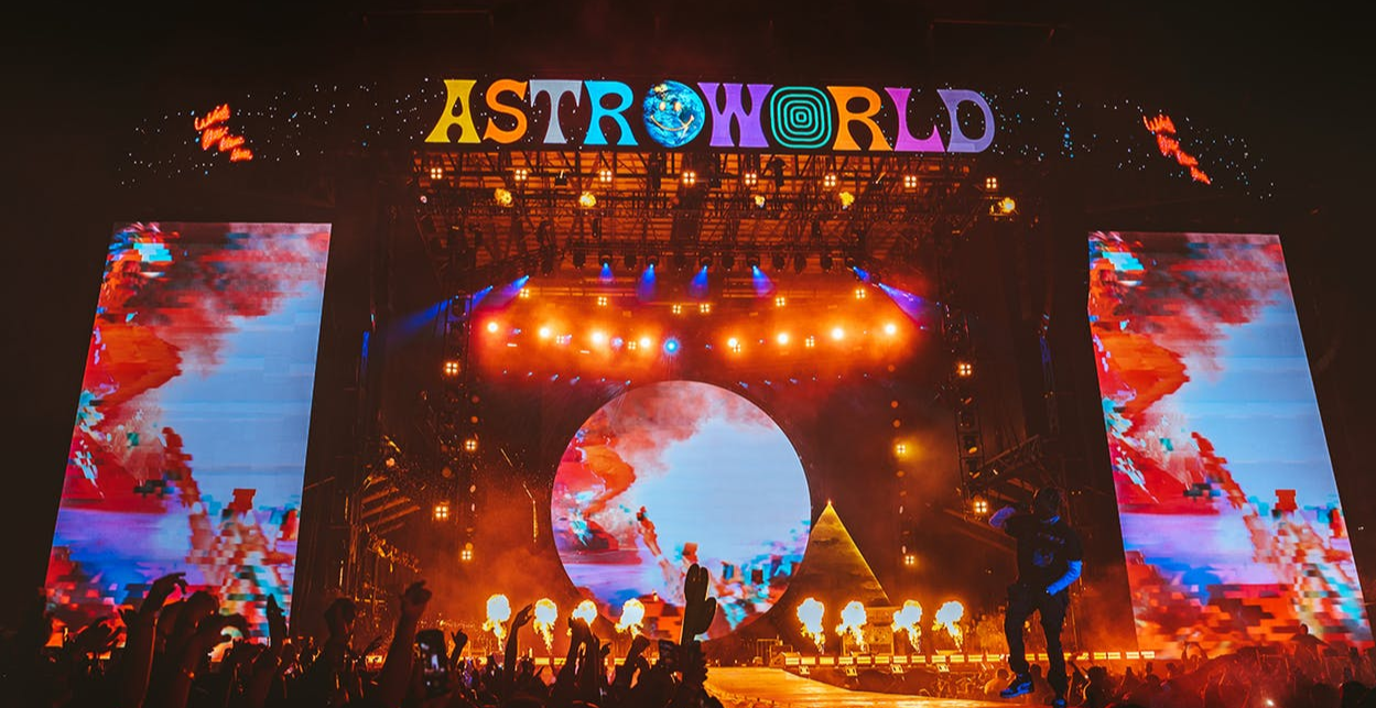 ASTROWORLD - The UKs Biggest Hip-Hop Party