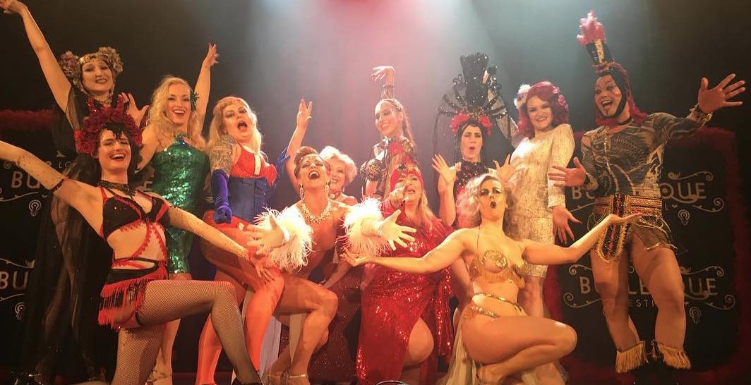 London Burlesque Festival 2020: INTERNATIONAL CLOSING GALA