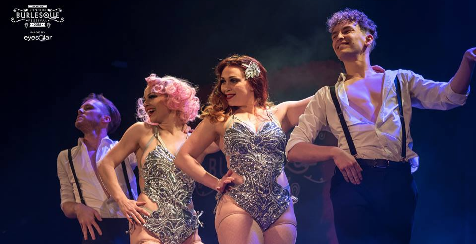 London Burlesque Festival 2020: HOLLYWOOD REVUE