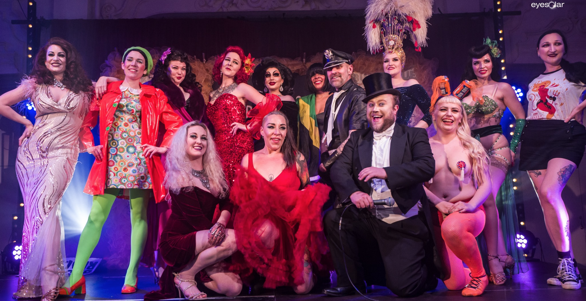 London Burlesque Festival 2020: VIP OPENING WEEKEND