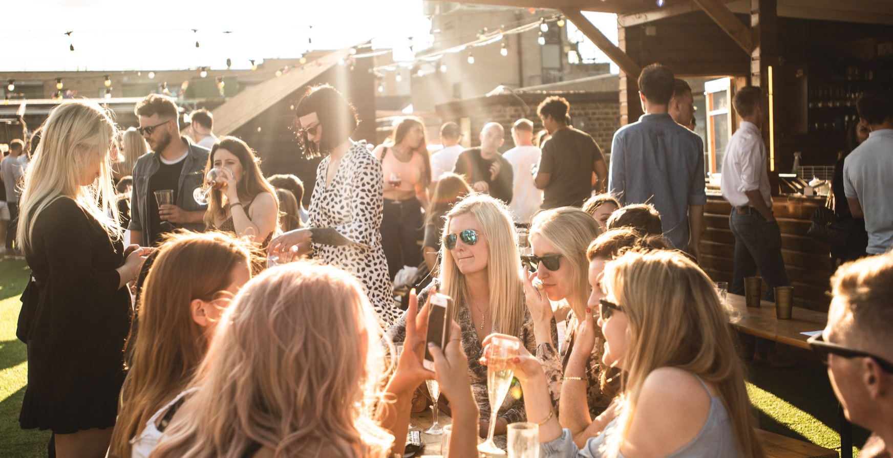 Byday Bynight: Brixton's Winter Rooftop & Club party