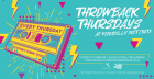 Throwback Thursdays at Piccadilly Institute