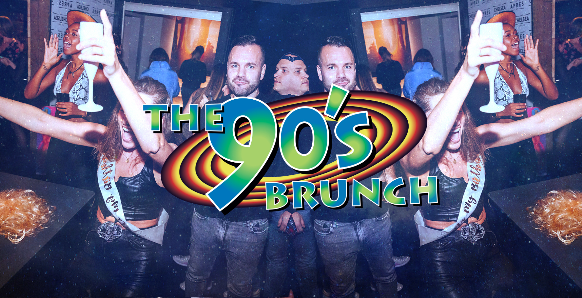 The 90's Brunch: February 29th