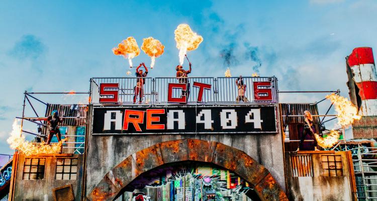Boomtown Fair UK World's Best Festival